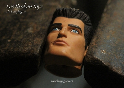 Les broken toys de Loïc Jugue: Prise de tête